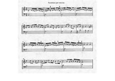 Ascensus per tercias for Organ: Ascensus per tercias for Organ by Konrad Paumann
