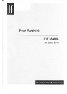 Ave Maria: Ave Maria by Peter van Grob