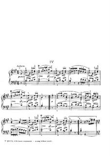 Bagatelles, Op.33: Bagatelle No.4 by Ludwig van Beethoven