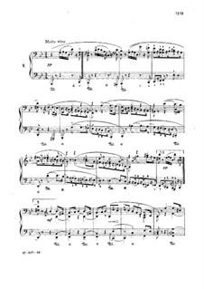 Kreisleriana, Op.16: Movement V by Robert Schumann