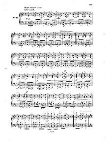 Dances of the League of David, Op.6: No.6 by Robert Schumann