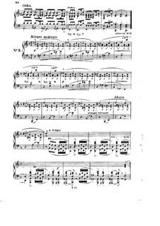 Six Intermezzi, Op.4: Intermezzo No.5 by Robert Schumann