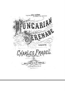 Hungarian Serenade, Op.502: Hungarian Serenade by Charles Fradel