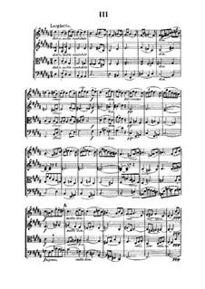 String Quartet in D Major, M.9: Movement III by César Franck