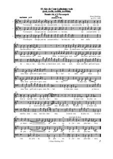 Douze Airs de Cour à plusieurs voix, Op.47: Douze Airs de Cour à plusieurs voix by Klaus Miehling