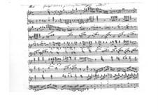 Cadenza to Piano Concerto No.27 in B Flat Major by Mozart, Op.17a: Cadenza to Piano Concerto No.27 in B Flat Major by Mozart by Johann Nepomuk Hummel