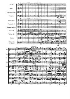 Fragments: Movement II by Ludwig van Beethoven