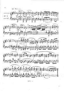 Sonatina in A Major, Op.167: Sonatina in A Major by Carl Czerny