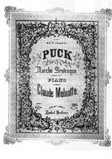 Puck: Puck by Claude Melnotte