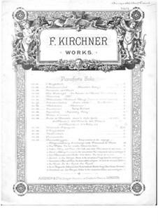 La saison des roses, Op.210: La saison des roses by Fritz Kirchner