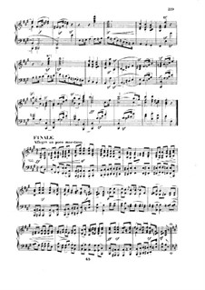 Sonata No.1 in F Sharp Minor, Op.11: Movement IV by Robert Schumann