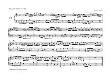 Sonata No.1 in C Major: Sonata No.1 in C Major by Carlos Seixas