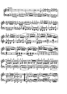 Sonata for Piano No.6, Op.10 No.2: Movement III by Ludwig van Beethoven