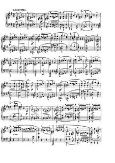 Sonata for Piano No.9, Op.14 No.1: Movement II by Ludwig van Beethoven