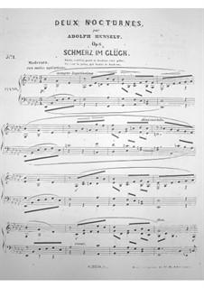 Nocturnes, Op.6: No.1 Schmerz im Glück by Adolf von Henselt