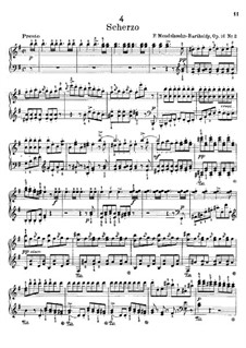Caprice or Scherzo in E Minor, Op.16 No.2: Caprice or Scherzo in E Minor by Nicola Vaccai