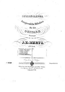 Fragments: For guitar by Carl Maria von Weber
