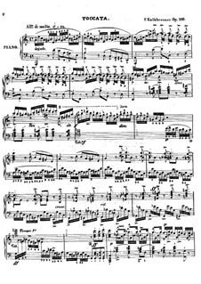 Toccata in A Minor, Op.108: Toccata in A Minor by Friedrich Kalkbrenner
