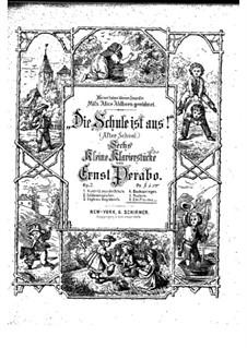 Ein pic-nic, Op.7 No.6: Ein pic-nic by Ernst Perabo