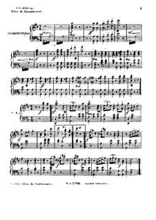Valse du couronnement: Valse du couronnement by Johann Peter Pixis