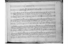 Amor hai vinto, RV 651: Amor hai vinto by Antonio Vivaldi