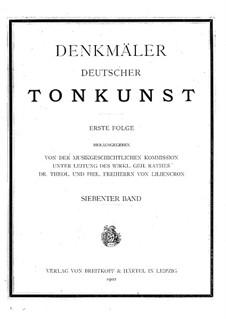 Missae quaternis, V, VI et VIII vocibus: Missae quaternis, V, VI et VIII vocibus by Hans Leo Hassler