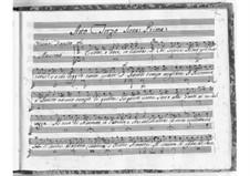 Ricimero re de' Goti: Act III by Niccolò Jommelli