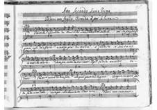 Didone abbandonata: Act II by Niccolò Jommelli