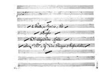 Sonata for Violin and Viola, BI 297: Sonata for Violin and Viola by Alessandro Rolla