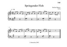 Springender Floh: Springender Floh by Norbert Sprave