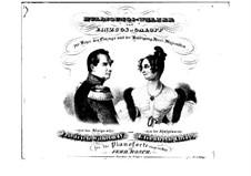Huldigungs-Walzer und Einzugs-Galopp: Huldigungs-Walzer und Einzugs-Galopp by Carl Lührss