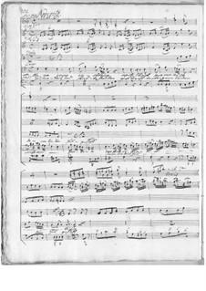 Stabat Mater, Hob.XXa/1: No.11 Fac me cruce custodiri by Joseph Haydn
