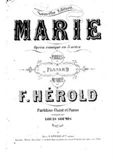 Marie: Marie by Ferdinand Herold