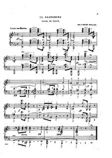 Il sostenuto and Impromptu in Etude Form: Il sostenuto and Impromptu in Etude Form by William Vincent Wallace