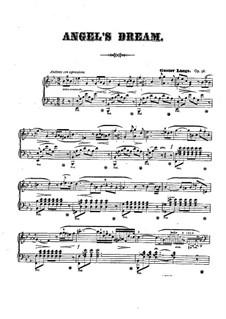 Angel's Dream, Op.36: For a single performer by Gustav Lange