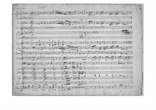 Symphony in C Minor: Symphony in C Minor by Peter Krossing