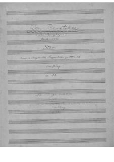 Den Bergtekne (The Mountain Thrall), Op.32: Den Bergtekne (The Mountain Thrall) by Edvard Grieg