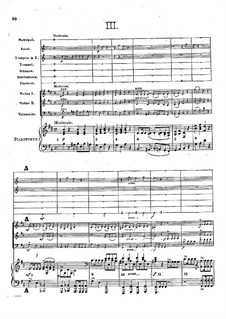 Toy-Symphony, Op.239: Movement III by Carl Reinecke