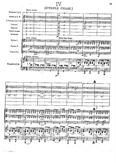 Toy-Symphony, Op.239: Movement IV by Carl Reinecke