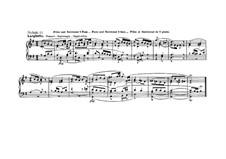 Prelude für Orgel in G Major: Prelude für Orgel in G Major by Christian Heinrich Rinck
