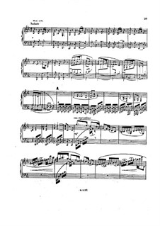 Concerto for Piano and Orchestra No.5 in E Flat Major, Op.94: Movements II-III. Version for piano by Anton Rubinstein