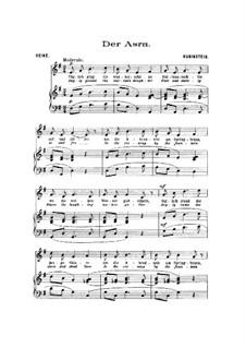 The Asra, Op.32 No.6: In E Minor by Anton Rubinstein