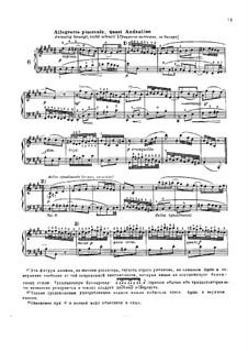 No.6 in E Major, BWV 777: For harpsichord by Johann Sebastian Bach