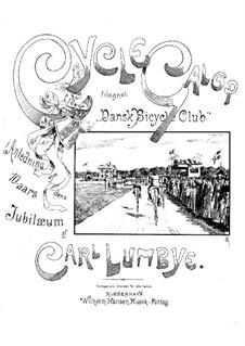Bicycle-Galop: Bicycle-Galop by Carl Lumbye