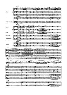 Brandenburg Concerto No.1 in F Major, BWV 1046: Movement II by Johann Sebastian Bach