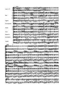 Brandenburg Concerto No.1 in F Major, BWV 1046: Movements III, IV by Johann Sebastian Bach