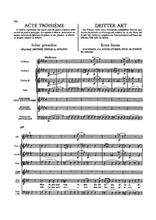 Alceste, Wq.44: Act III by Christoph Willibald Gluck