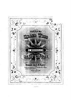 Grand Piano Trio No.3, Op.100: Grand Piano Trio No.3 by Henry Litolff