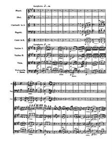 Symphony No.2, Op.36: Movement II by Ludwig van Beethoven