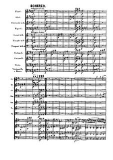 Symphony No.2, Op.36: Movement III by Ludwig van Beethoven